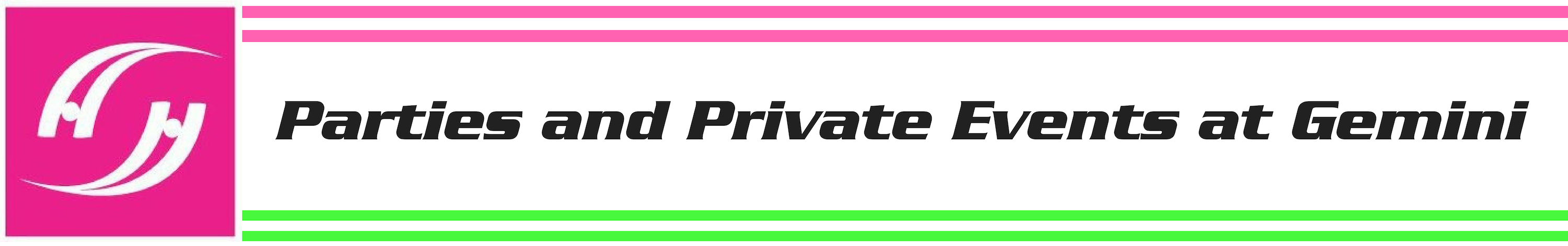 Parties and Private Events (2)