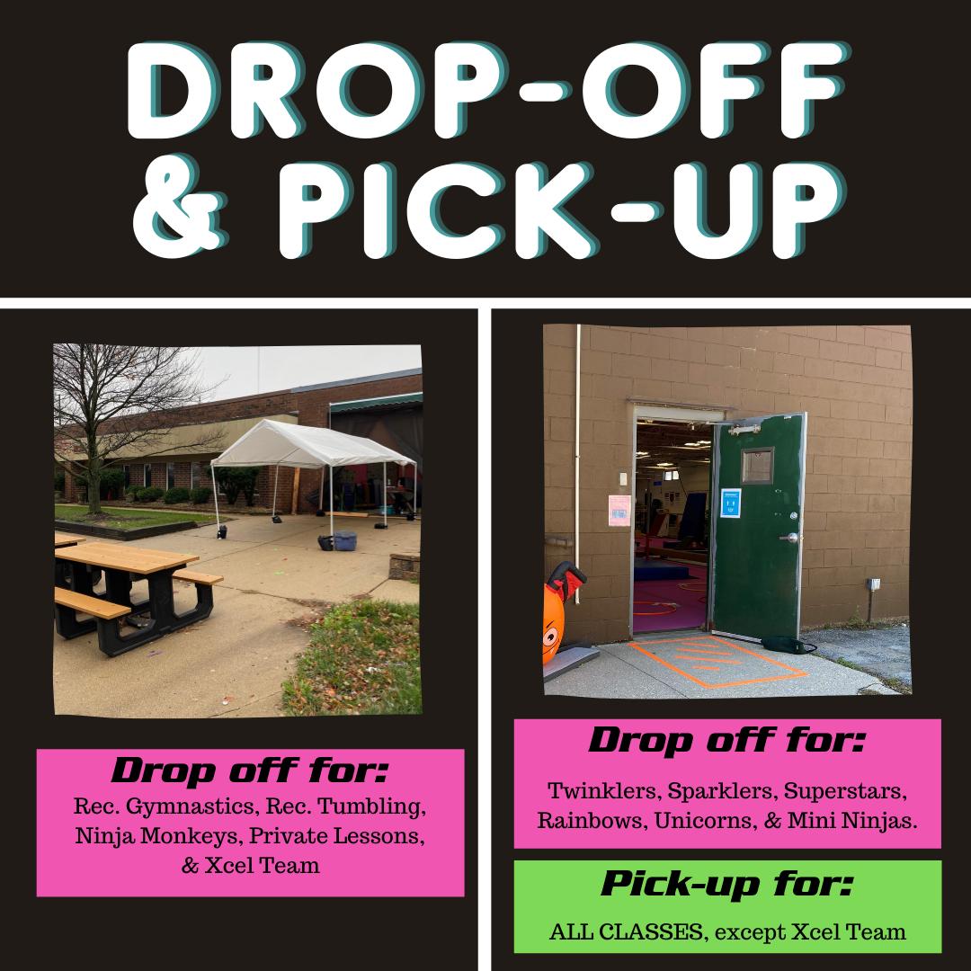 drop-off & pick-up