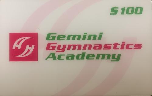 Gemini Gift Card $100