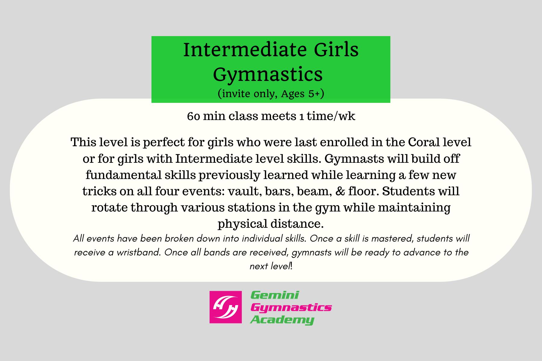 int gymnastics