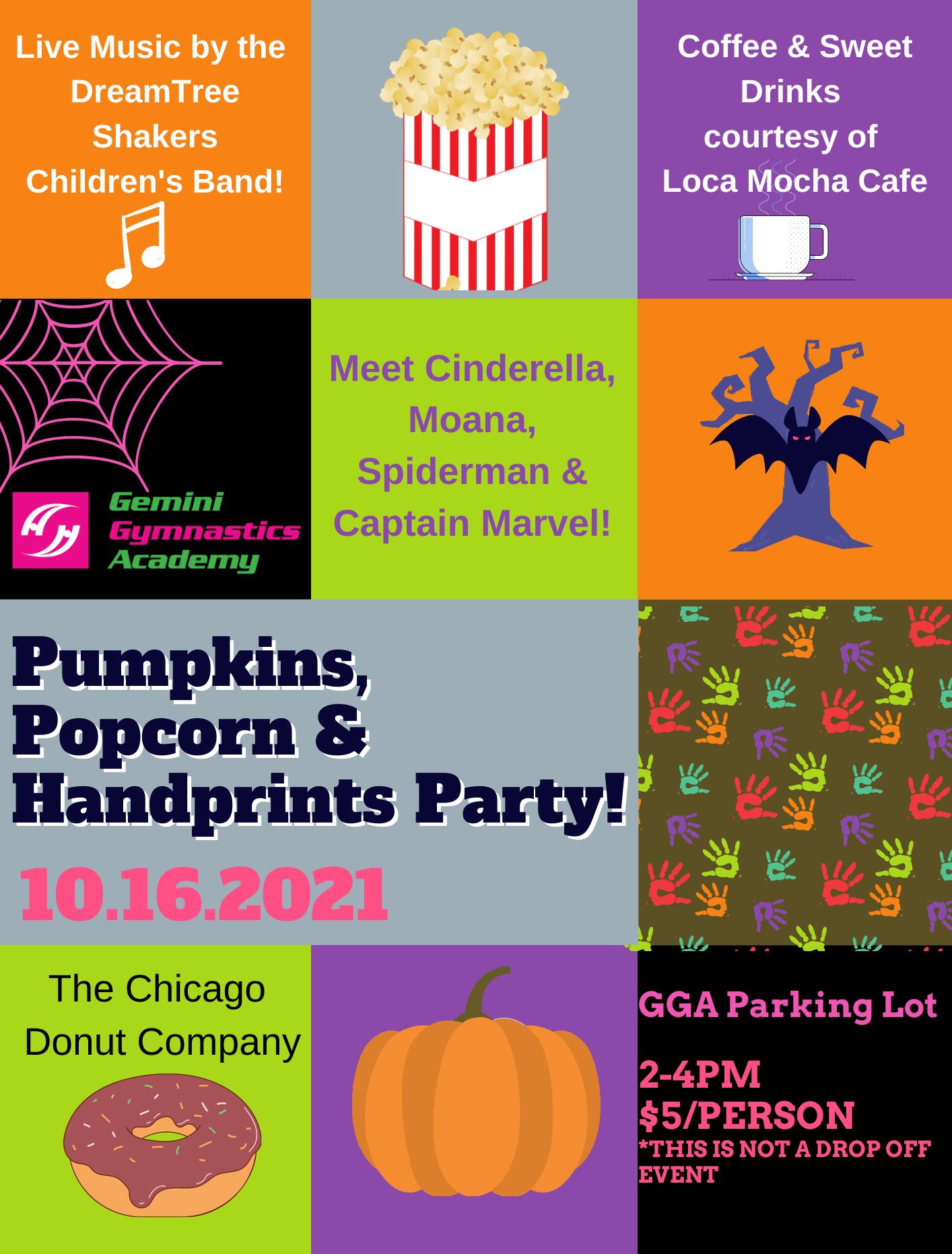 Halloween Festival Flyer
